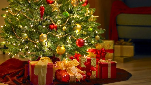 On the 17th Day of Advent, 2014 — GIFT GIVING