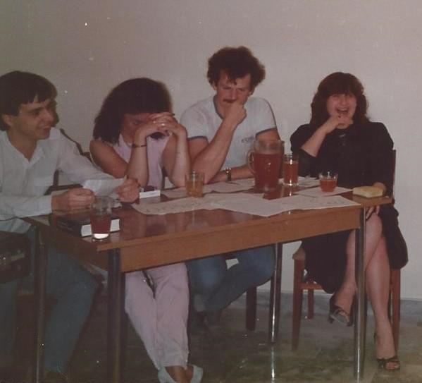 Summer 1984, Tripoli, Libya — My First Voice Work